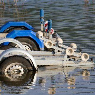 best pontoon boat trailers