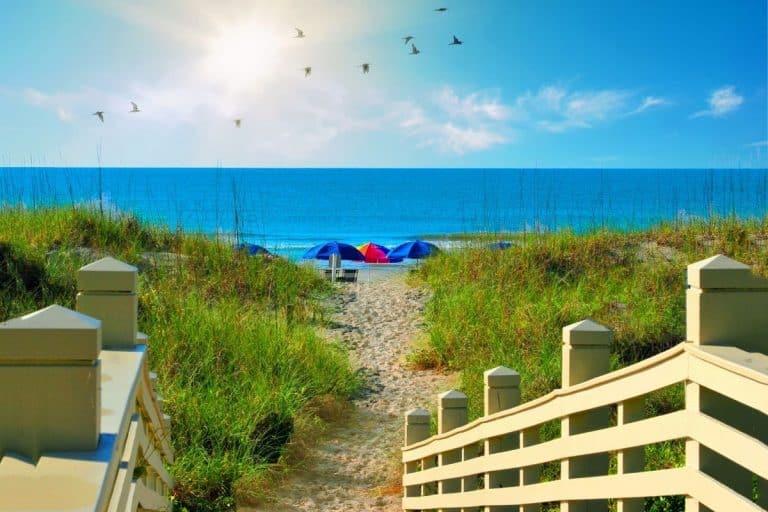 RV Campgrounds Near Hilton Head Island