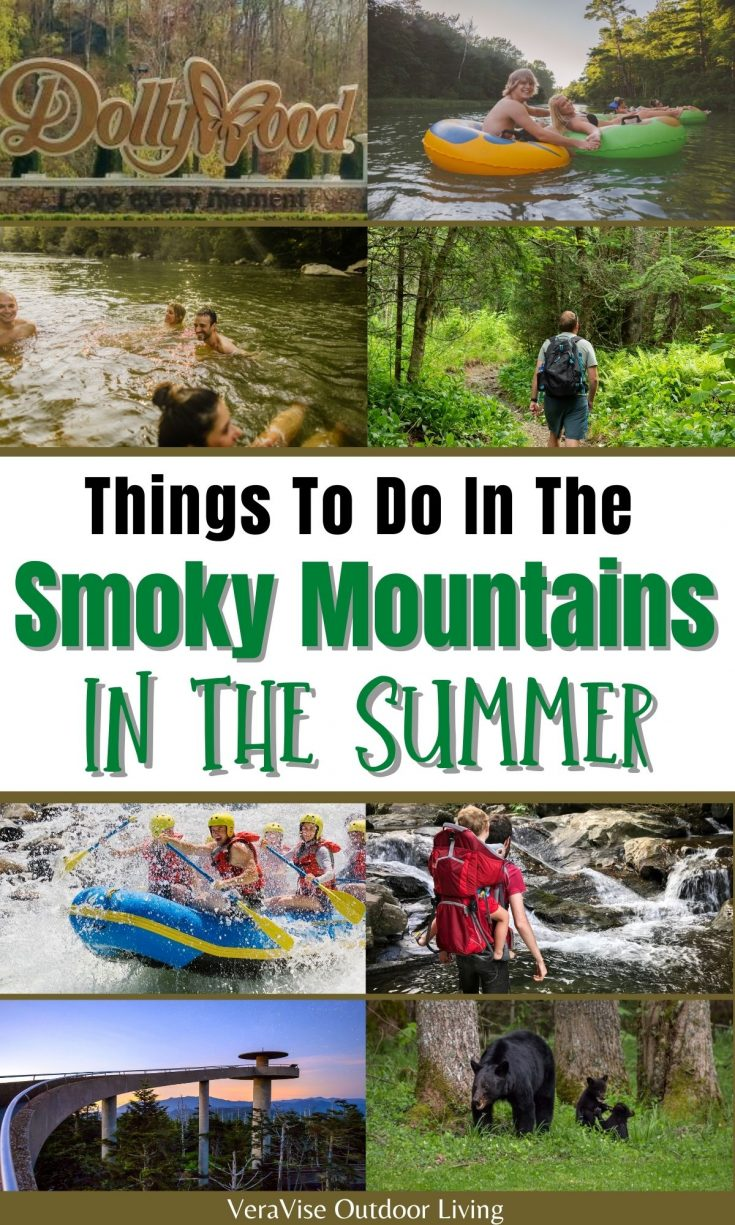 Things to do in the smokies in the summer