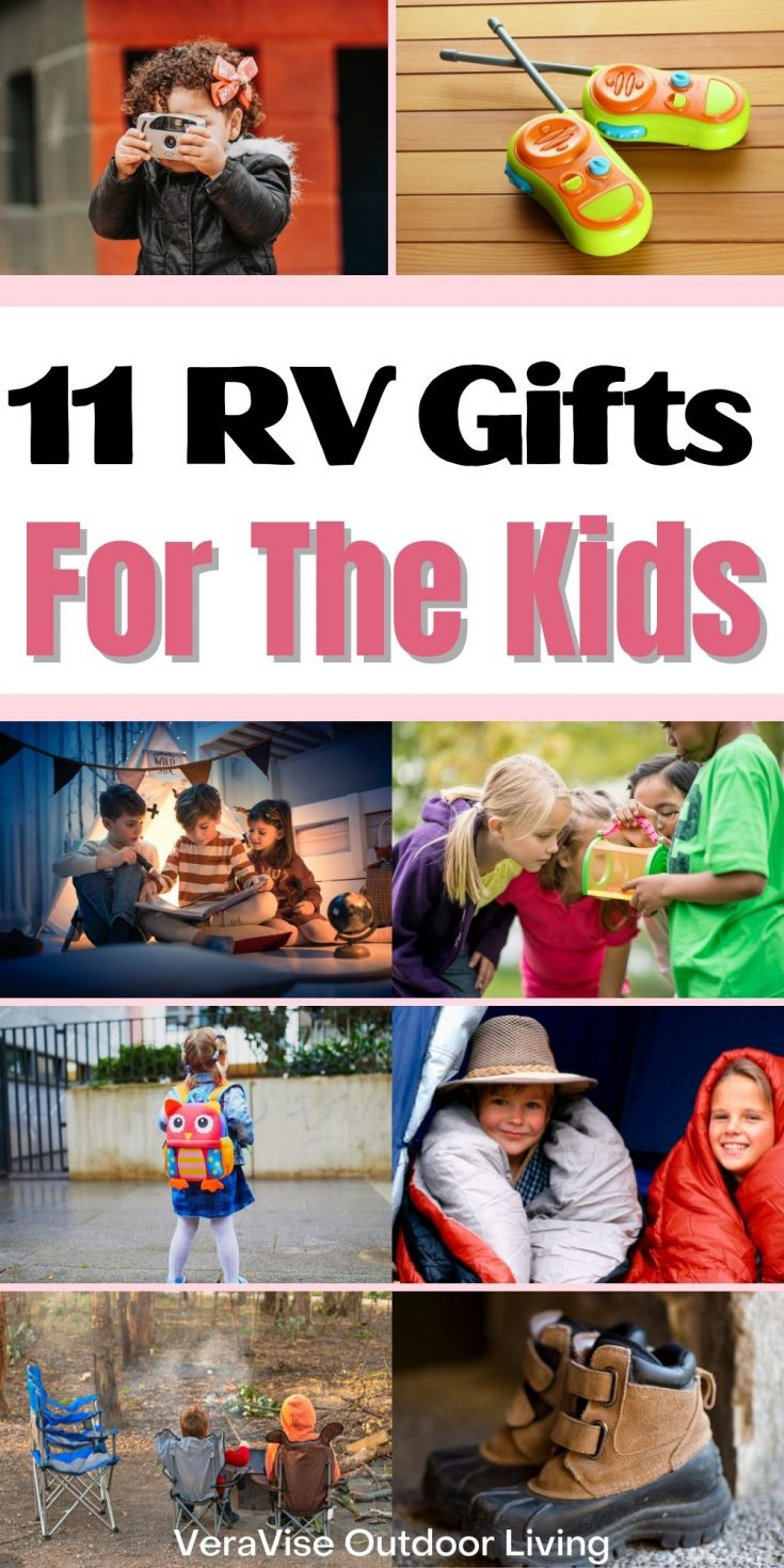 RV gifts for the kids