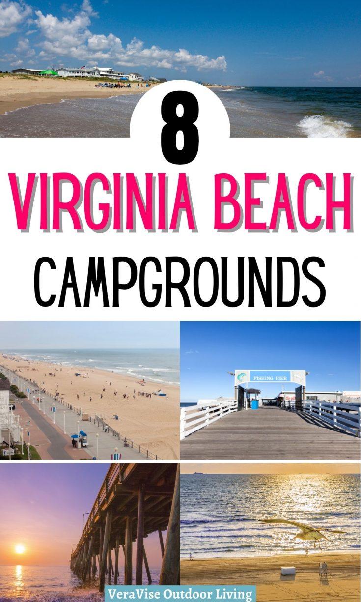 virginia beach campgrounds