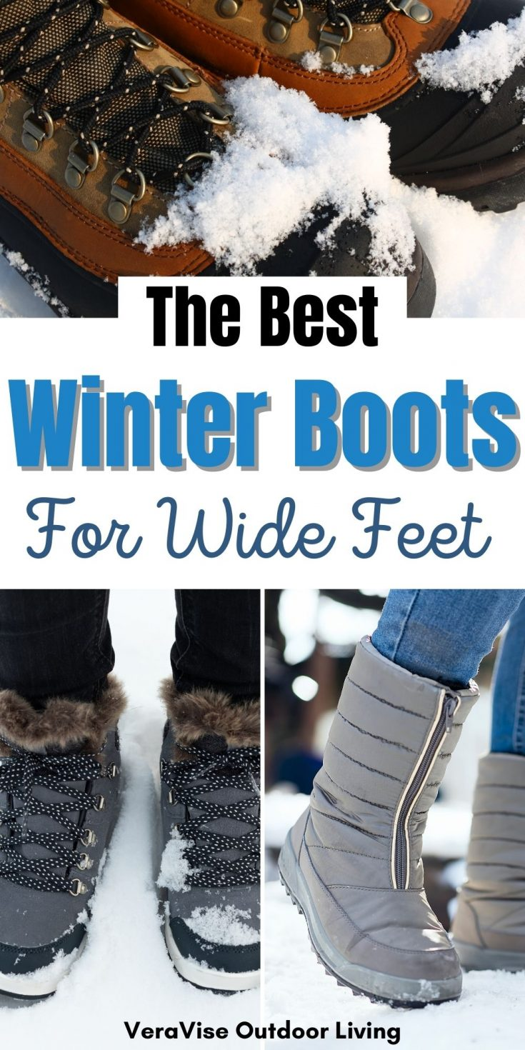 Best Winter Boots For Wide feet