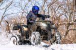 Winter ATV essentials