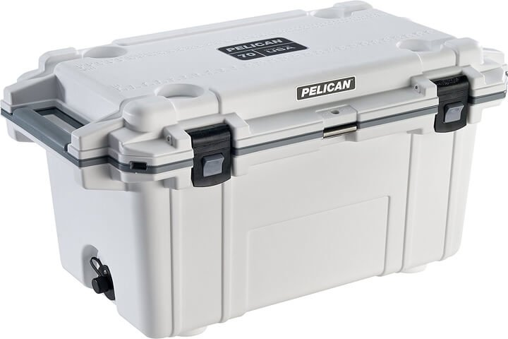 Pelican 70QT Rotomolded Cooler